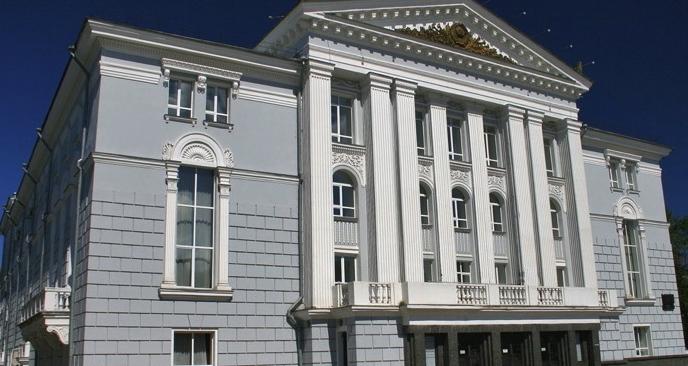 Стройлаборатория Оперный театр